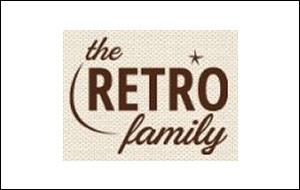 Badpakken van Retrofamily